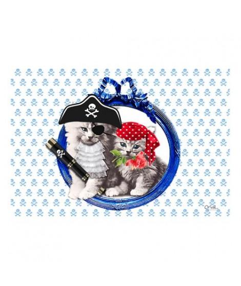 PLACEMAT Petits Pirates