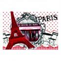 PLACEMAT Bistro de Paris
