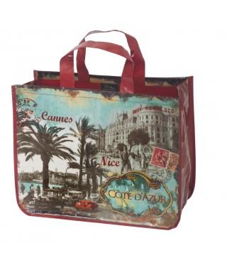 Bolsa vintage Cote Azur Orval Creations