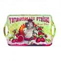 TRAY Tartalettes aux Fraises