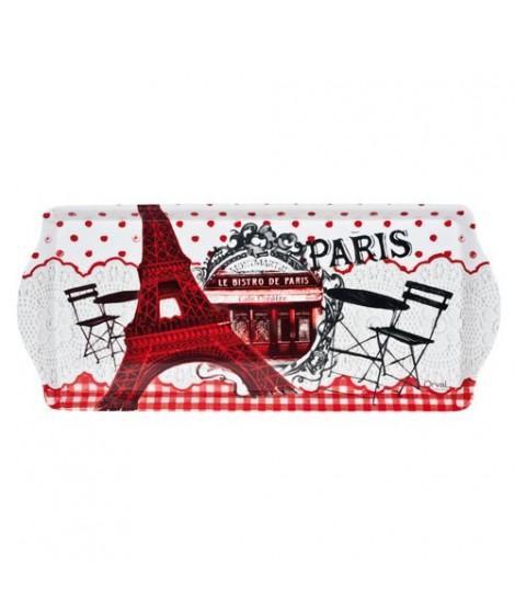 Bandeja vintage Pequeña Bistro de Paris Orval Creations