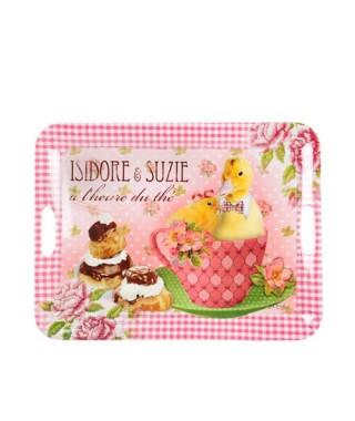 LARGE TRAY Isidore Suzie