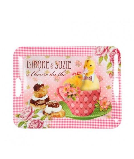 Bandeja vintage Grande Isidore Suzie Orval Creations