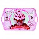 Bandeja vintage Mediana Gourmandise Orval Creations