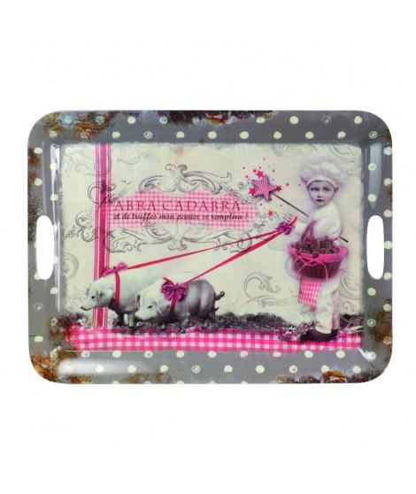 Bandeja vintage Grande Abracadabra Orval Creations