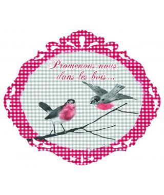 SALVAMANTELES Promenous-nous 2