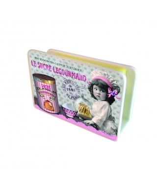 CACHE-ÉPONGES Sucre Legourmand