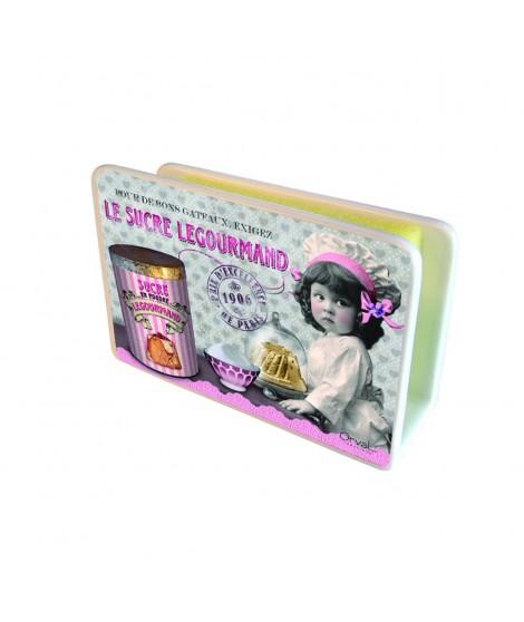 Guarda-esponjas Sucre Legourmand Orval Creations