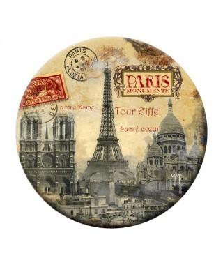 Abridor magnético vintage Paris Monuments Orval Creations