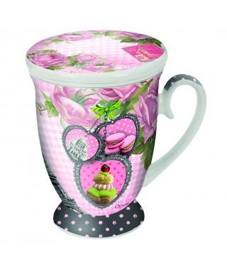 Herbal Tea Cups Mervelleis de Paris