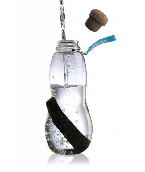 Botella ecológica con carbón activo Color Azul