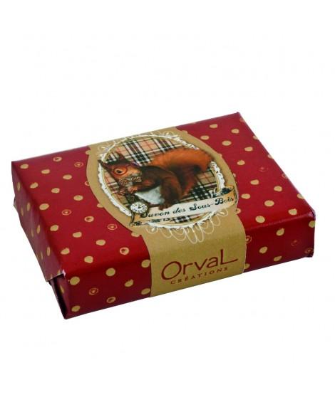 Jabón de manos vintage Sois Bois Orval Creations