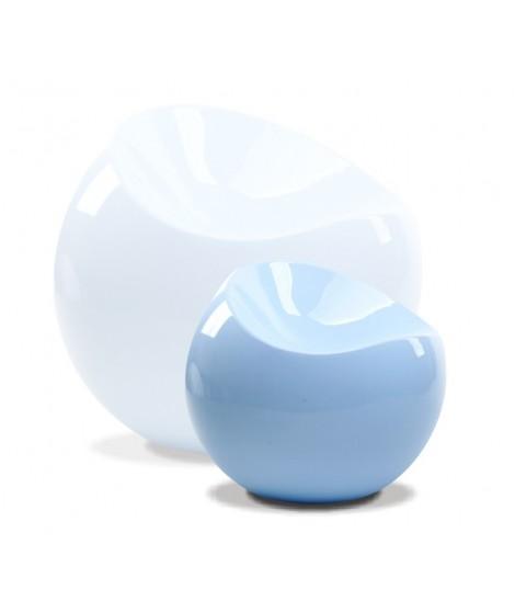 Silla esférica pequeña c/ Celeste
