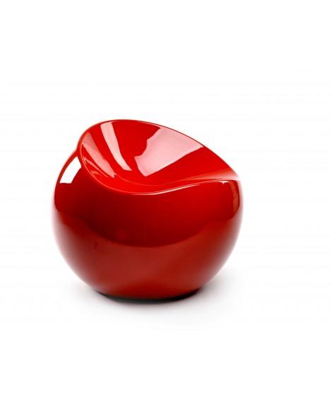 Silla esférica gde. c/ Rojo