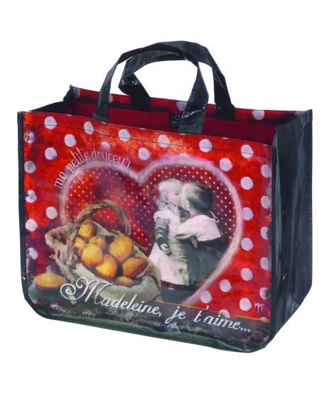 SHOPPING BAG Madelaine je t-aime