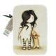 Ipad Mini Sleeve modelo  love you Little Rabbit  Gorjuss