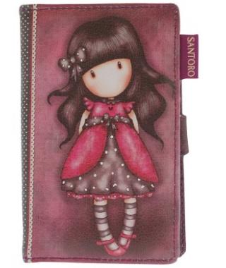 Long Wallet by Gorjuss Lady Bird