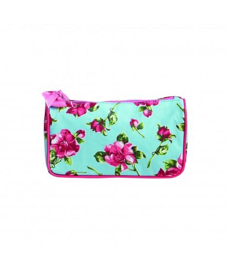 Large cosmetic bag Pink Magnolia