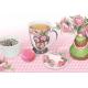 Herbal Tea Cups Mille Roses