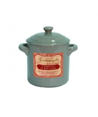 Vela vintage cerámica Orval Creations