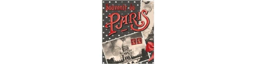 Regalos vintage Souvenir de Paris